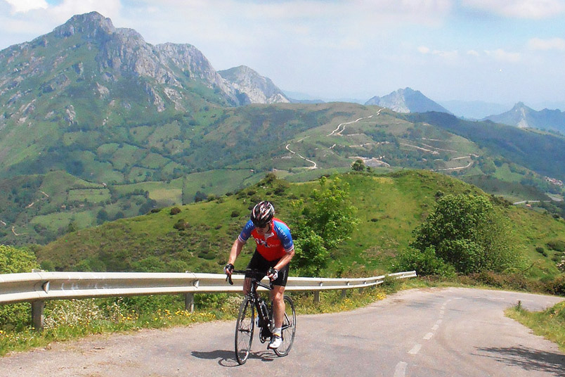 Top 5 Must Ride Cycling Climbs in Spain