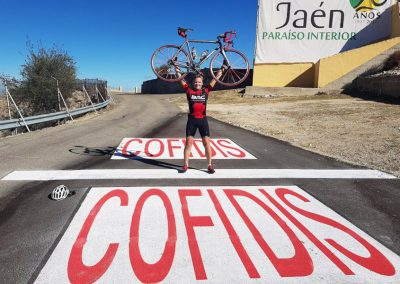 Cycling Climbs in Spain to Ride, The Pandera, Andalucia