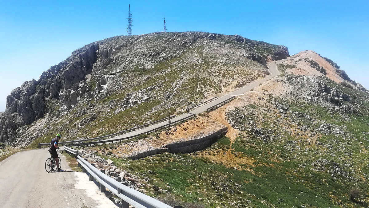 Top 5 Best Climbs in Spain, The Pandera