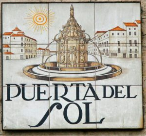 Madrid's Puerta del Sol - What to see in Madrid