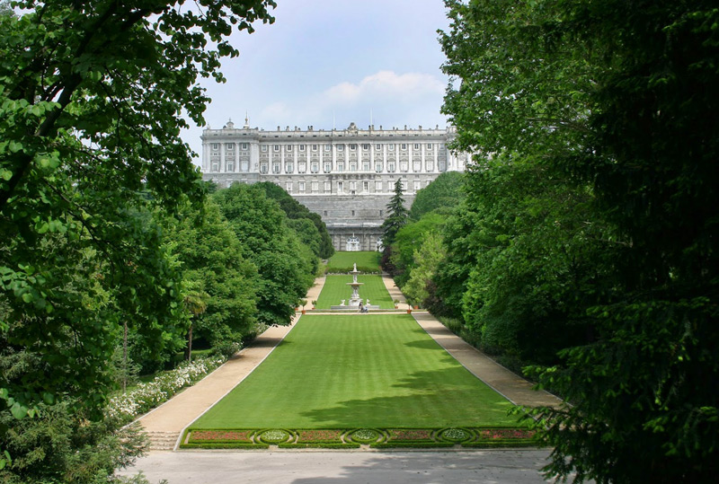 Best Places to visit in Madrid Royal Palace