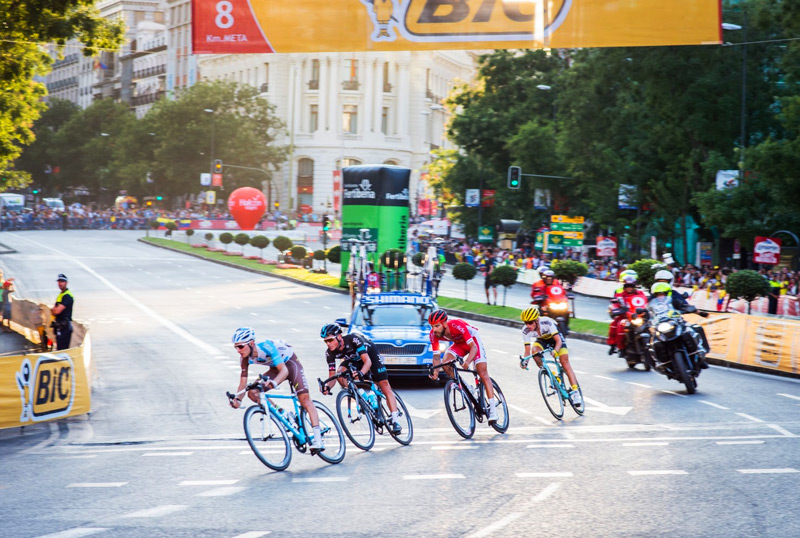 When to go to Madrid for La Vuelta