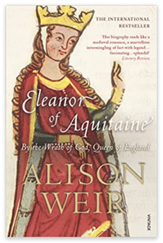 Eleanor of Aquitaine Famous French Woman