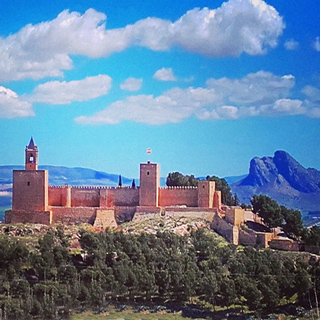 Cycling in Andalucia, Visit Antequera