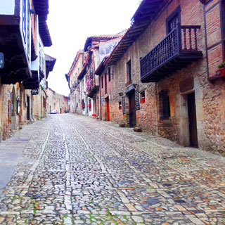 Bike Tour in Spain's North, Santillana del Mar