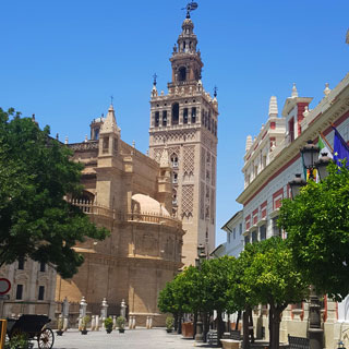 Cycling In Andalucia, Sevilla