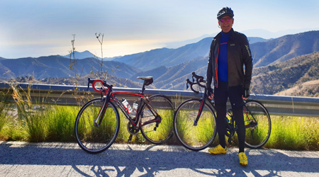 Costa Del Sol, Europe's Best spot for winter cycling