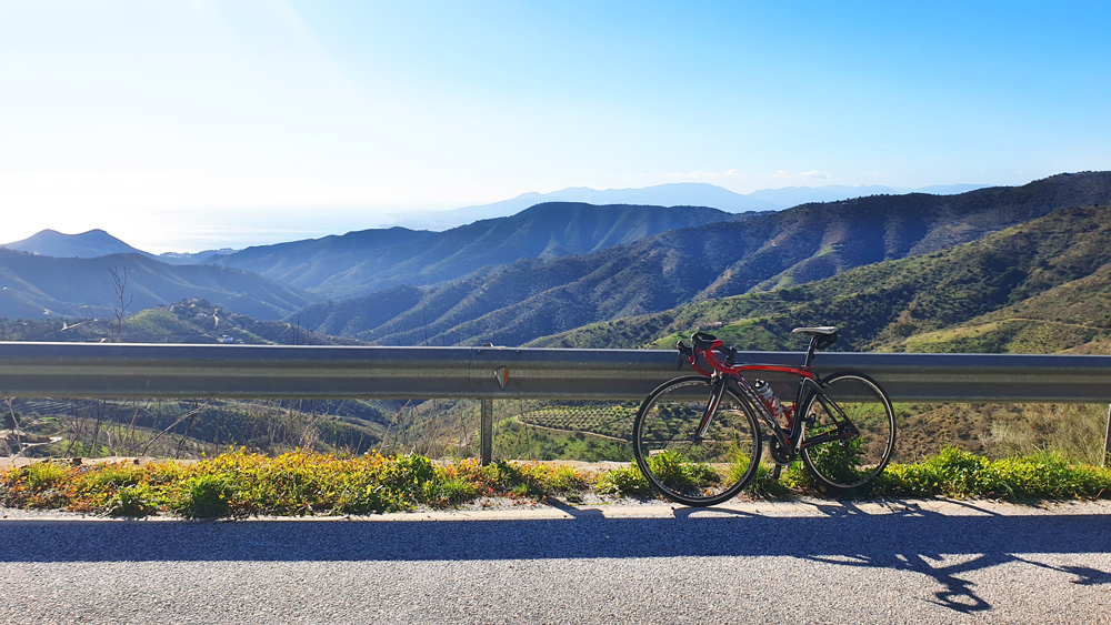 Best Weather Cycling in Andalucia