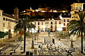 Cycling White Villages Andalucia Fine Hotels
