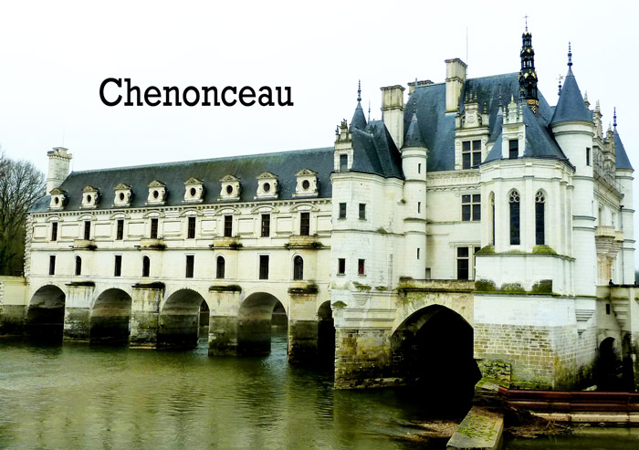 Homes of Famous french women, Catherine de Medici