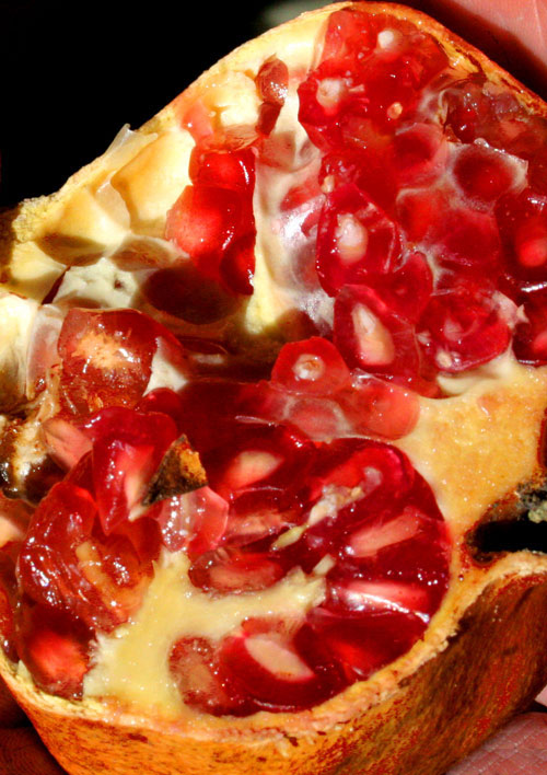 Pomegranates, Southern Europe's Super Food