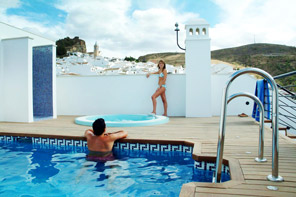 Best Andalusia Hotels on Bike Trip