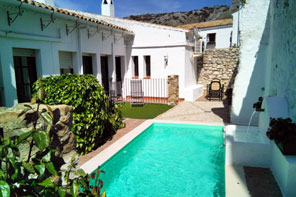 Traditional Style hotel in Granada - Cycling Country Tours