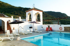 Luxury Hotel for Cycling in Andalucia