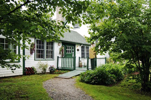 Traditional Style Canadian hotel in Cape Breton - Cycling Country Bike Tours