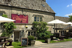 Traditional hotel in the Cotswolds area - Cycling Country Bike Tours