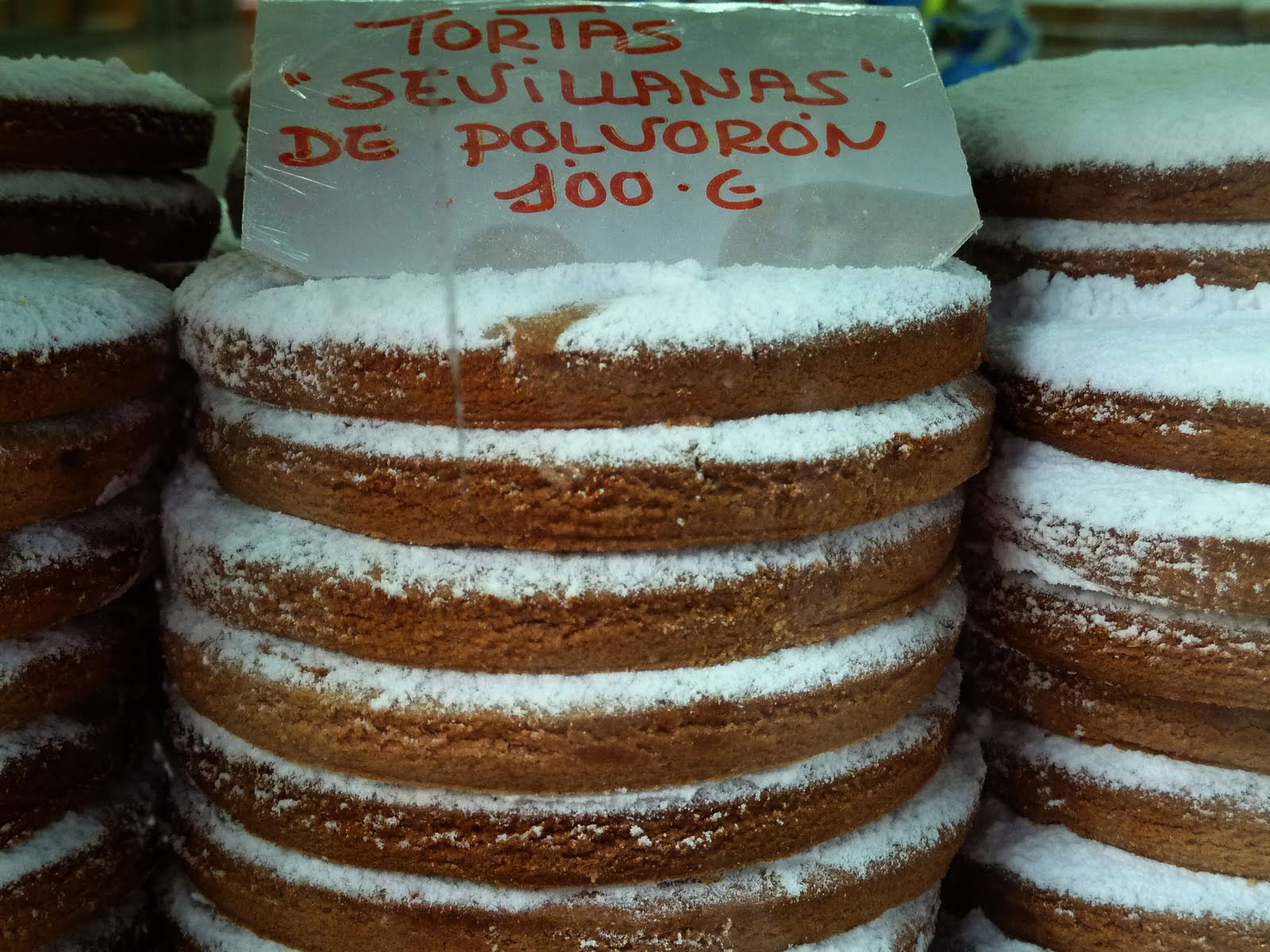 Convent Sweets in Spain and Portugal - Sevilla's Cookies