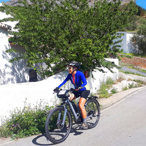 Spanish Bike Tours on Ebikes