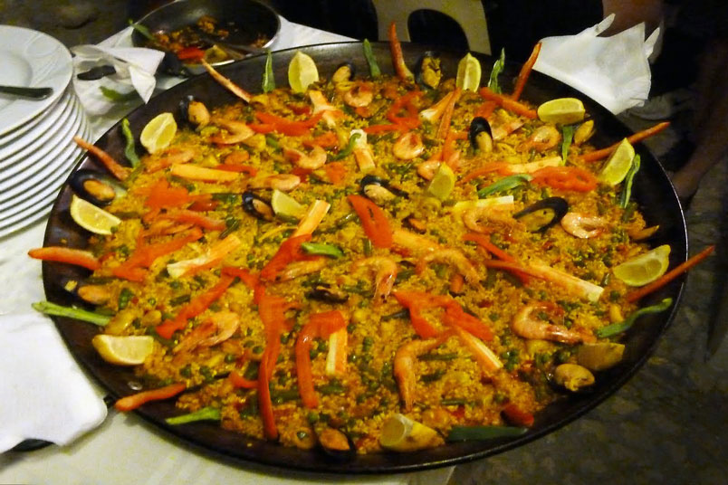 How to cook a Spanish Paella and the story behind it
