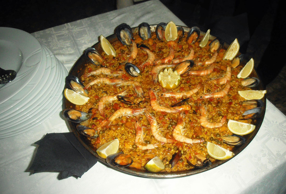 How to Make a Paella from Valencia
