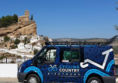 Fully Supported Cycling Country Spain Tour