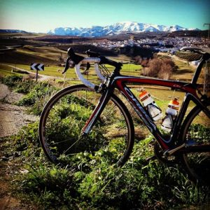 Cycling Trips in Andalucia's Alhama de Granada
