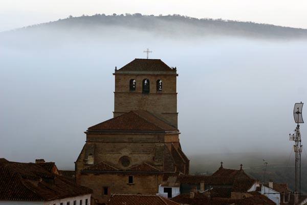Bike Tours in Southern Spain - Alhama's Historic Church