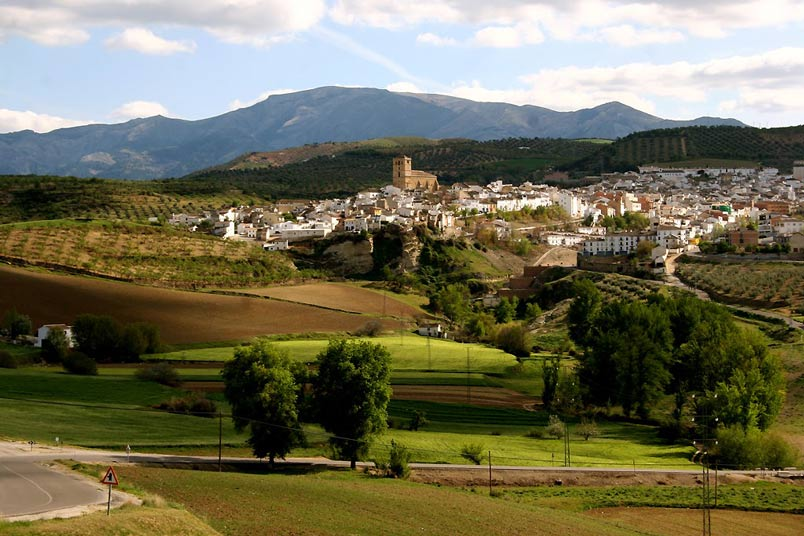 Southern Spain's most beautiful town, Alhama de Granada