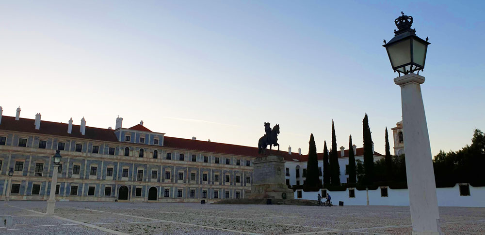 Best town of Portugal's Alentejo, lovely Vila Vicosa
