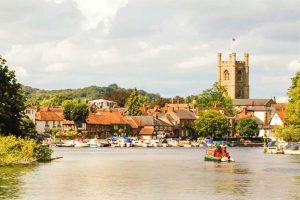Bike Trip to Henley Upon Thames from London