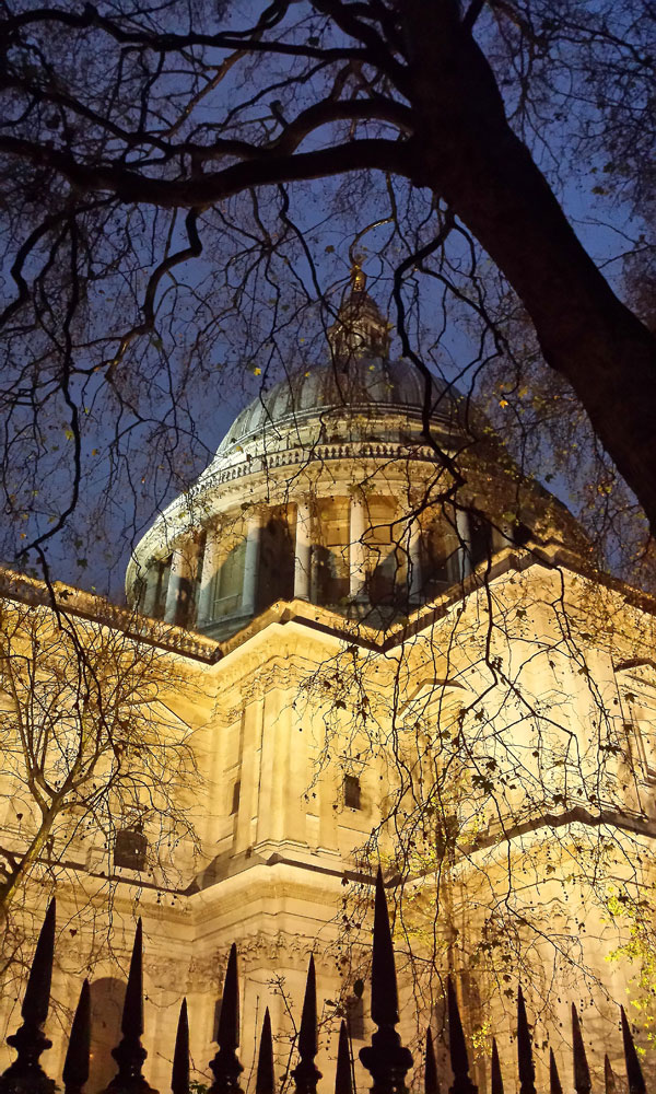 London To Oxford Bike Trip - Visit St. Pauls in London, England on your bike tour