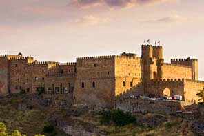 Medieval Castle Hotel - Cycling Country Vuelta Bike Tours