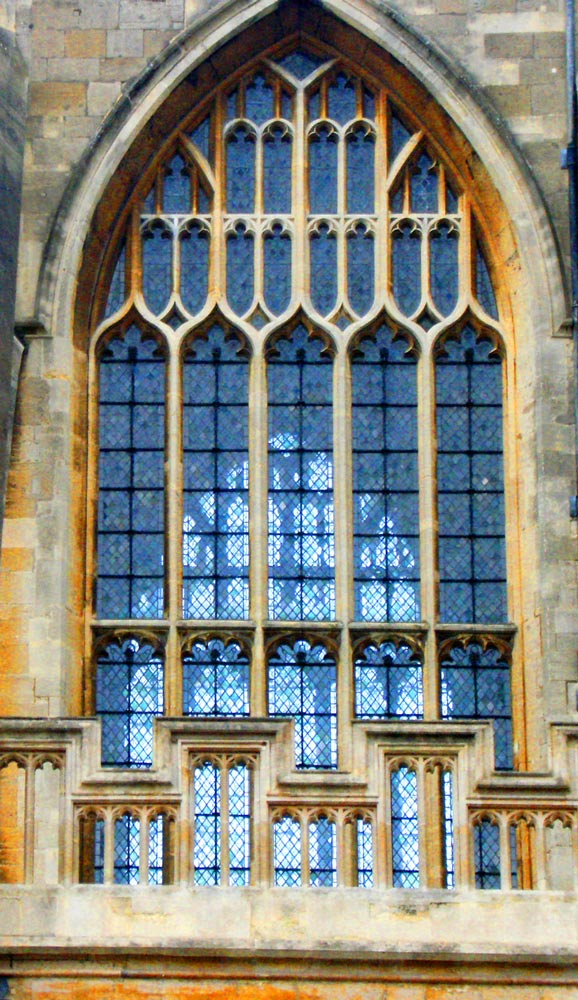 Why Visit Bath? Beautiful Architecture - Gothic Cathedral