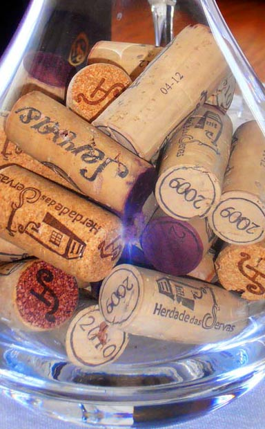 Cork Portugals Sustainable Crop supplying the world - Used Wine Corks