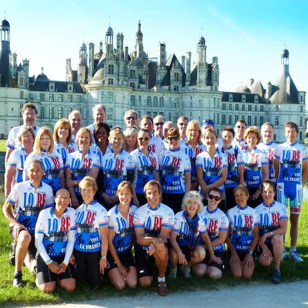 Cycling in France, Private bike tour in the Loire valley
