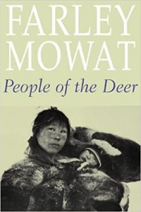 Books about Canada's First Nations - People of the Deer by Farley Mowat