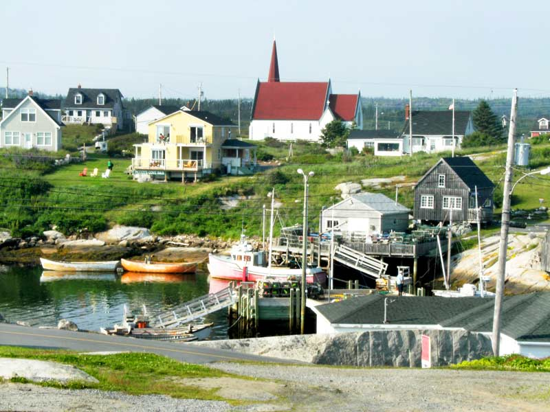 Canada's Maritimes - Traditional Fishing Villages