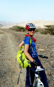Cycling in Extreme Hot Temperatures