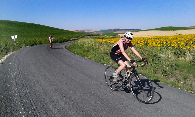 How to cycle in Warm weather