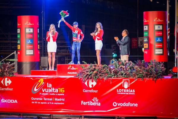 La Vuelta 2016 Winner, Nairo Quintana, Cycling Country Bike Tours