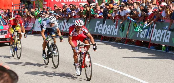 La Vuelta 2016, Contador, Cycling Country Tour
