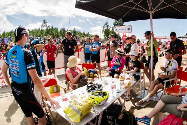 VIP at La Vuelta Tour of Spain, Cycling Country Bike Tours